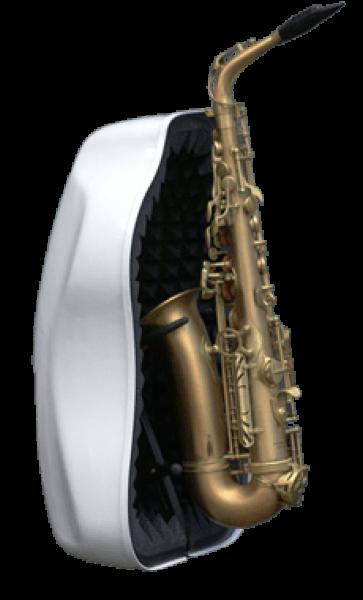 Saxophon Mute Schalldämpfer für Altsaxophon Holzblasinstrument Zubehör U ccXUI
